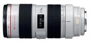 """Canon Zoom objektiv """"EF 70-200mm f/2.8 L USM (2569A022AA)"""