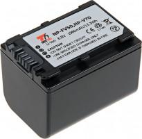 Baterie T6 power Sony NP-FV70, 1960mAh, šedá (VCSO0054)