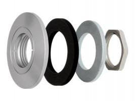 AXIS F8212 Trim Ring - Kroužek pro uzamčení čoček fotoaparátu - pro AXIS F1005-E, F1035-E, P1214-E, (TD3509657)