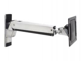 Ergotron Interactive Arm VHD - Nástěnná montáž pro Displej LCD - hliník - leštěný hliník - velikost (TD2544037)