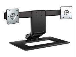 HP Adjustable Dual Display stojan - Stojan ( základna stojanu ) pro 2 LCD displeje - velikost obrazo (TD2009903)