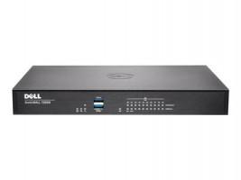 Dell SonicWALL TZ600 - Bezpečnostní zařízení - 10 porty - 10Mb LAN, 100Mb LAN, GigE (TD3420588)