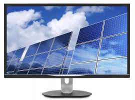 """Philips 31,5"""" 2560×1440 px, LED monitor, černá/šedá"""