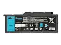 Dell Baterie 4-cell 52W/HR LI-ON pro Latitude E7250