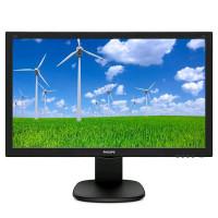 """Philips 24"""" 1920 x 1080 px, LCD monitor, černá"""