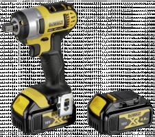 DeWalt DCF880M2 2x 4,0 Ah Akku Cordless Impact Driver TStak Box