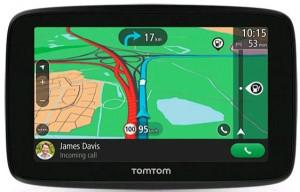 """TomTom GPS navigace GO ESSENTIAL 6"""" EU45 T, černá"""