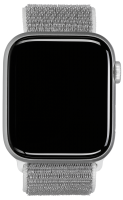 Apple Watch Series 4 GPS Cell 44mm Silver Alu Seash. Loop