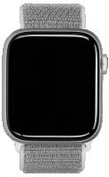 Apple Watch Series 4 GPS Cell 44mm Silver Alu Seash Loop