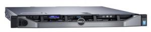 DELL PE R330 E3-1230 v5/16GB/4x300GB 10k/RAID5/H730/2xPSU/iDrac ent/1U (S17-R330-002)