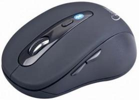 Myš Gembird MUSWB2 Bluetooth, USB, černá (MYS054232)