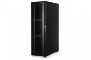 DIGITUS 42U server cabinet, 42Ux800x1200 mm, color black RAL 9005 (DN-19 SRV-42U-8/12B)