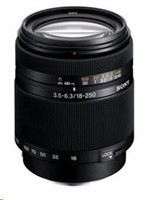 SONY SAL18250 objektiv 18-250, F3.5-6.3