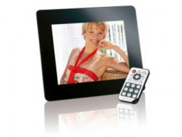 """Intenso LCD fotorámeček 8"""" MediaDirector"""