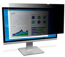 """3M Bezrámový filtr for 38"""" Widescreen Monitor - Filtr displeje ke zvýšení soukromí - 38"""" - černá"""