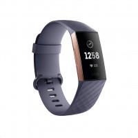 Fitbit Charge 3, modrošedá, náramek
