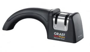 Graef Pronto brousič nožů černá