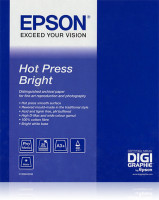 """EPSON Hot Press Bright Paper, roll 44"""" x 15,2m"""