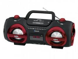 AEG SR 4359 BT Stereoradio CD/BT/USB/MP3
