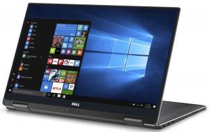 """DELL XPS 13 Touch (9365)/ i5-7Y57/ 8GB/ 512GB SSD/ 13.3"""" QHD+ dotykový/ W10/ černý/ 2YNBD on-site"""