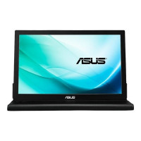 ASUS MB169B+ - LED monitor - 15.6