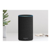 Mediaplayer Amazon Echo 2, hlasový asistent