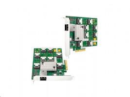 HPE DL38X Gen10 2-port 4 NVMe Slim SAS Riser