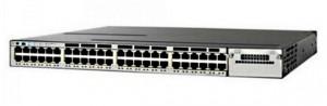 Cisco Switch WS-C3850-48P-S (48x10/100/1000)