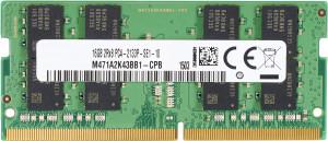 HP 16GB DDR4-2666 SODIMM(400/600/800G4 DM/1000G2)