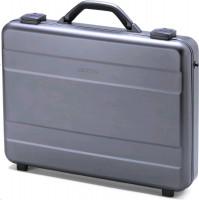 DICOTA Alu Briefcase - Brašna na notebook - 17.3