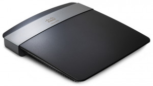Linksys E2500 Advanced Simultanious Dual-Band N Router