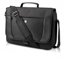 HP Essential Messenger Case - Brašna na notebook - 17.3