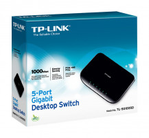 Switch TP-Link 1000M 5P.