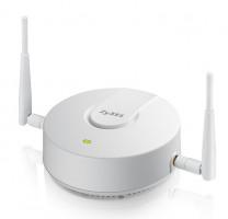 ZyXEL NWA5121-N, Standalone or Controller AP 802.11 bgn Wireless Access Point, Single radio, 2 external antennas, CAPWA