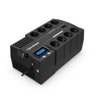 CyberPower BRICs Series II SOHO LCD UPS 1200VA/720W, české zásuvky (BR1200ELCD-FR)