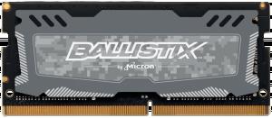 Crucial Ballistix Sport LT 4GB DDR4 2400 MT/s SODIMM 260pin seda