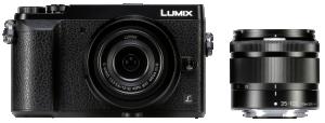 Panasonic Lumix DMC-GX80 sada + H-FS 12-32 + 35-100