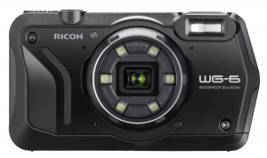 Ricoh WG-6 černá