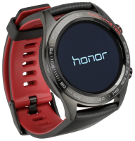 Honor Watch Magic meteorite black/red