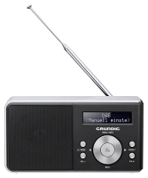 Grundig Music 5000 DAB+ black
