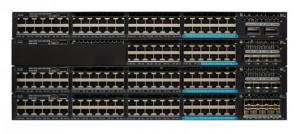 Cisco Catalyst 3650 48 Port PoE 2 x 10G Uplink IP Base
