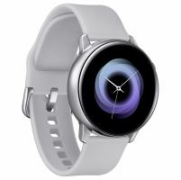 Samsung Galaxy Watch Active stříbrná barva