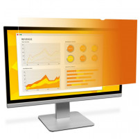"3M GF240WB9B Ochranný filtr Gold pro širokoúhlý monitor 24"""