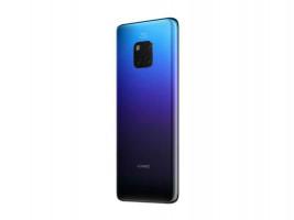 Huawei Mate 20 Pro 128-A-16,23 vt | Huawei Mate 20 Pro Dual SIM twilight