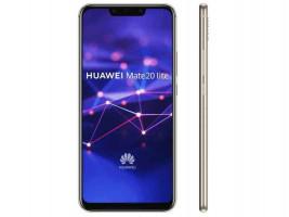 Huawei Mate 20 Lite 4GB/64GB, zlatá