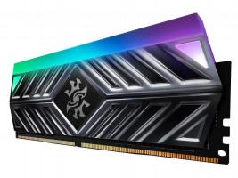 ADATA Spectrix D41 RGB 8GB DDR4 3000MHz CL16, DIMM, Black
