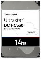 Western Digital HDDE 0F31284 Ultrastar DC HC530 14TB 3.5in SATA 6GB/s / 7200rpm / L4.16ms / 512MB / 267MB/s / 3.6bels /