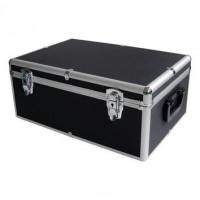 MEDIARANGE DJ case kufr na 500 disků černý