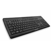 CHERRY klávesnice STREAM 3.0/ drátová/ USB+PS2/ černá/ CZ+SK layout (G85-23200CS-2)