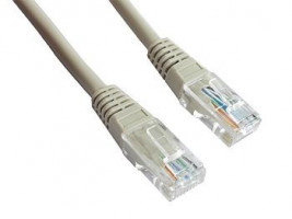 Gembird Patch kabel RJ45, cat. 5e, UTP, 20m, šedý